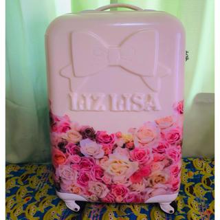 LIZ LISA - リズリサ キャリーケース 機内持込可能サイズ 115㎝