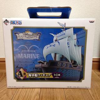 バンダイ(BANDAI)のONE PIECE 海賊船フィギュア 一番くじ(フィギュア)