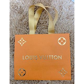 LOUIS VUITTON - ルイヴィトン 限定 ショップ袋