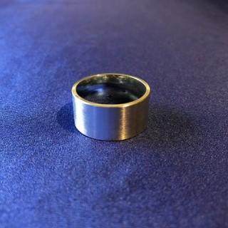 極太 ワイドリング 【18サイズ】他サイズ有り(リング(指輪))