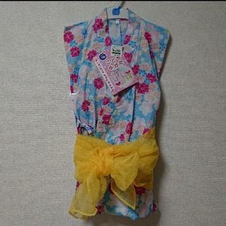 ニシマツヤ(西松屋)の女児浴衣 130㎝(甚平/浴衣)