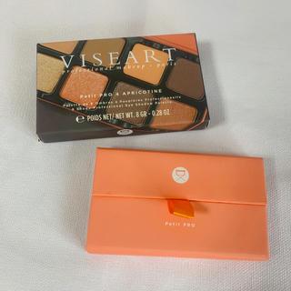 Sephora - VISEART アイシャドウパレット Apricotine Pro4