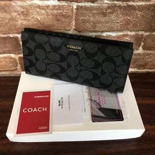 コーチ(COACH)のコーチ  二つ折り財布(折り財布)