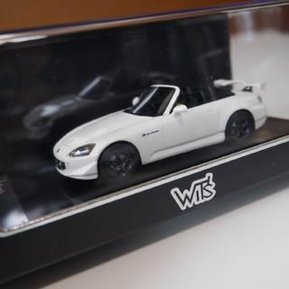 ホンダ(ホンダ)のWit's S2000 TypeS 白 1/43 ミニカー(ミニカー)