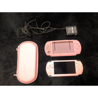 PlayStation Portable - psp3000 ピンク