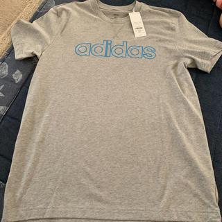 アディダス(adidas)の新品 タグ付き アディダス adidas メンズ 半袖 Tシャツ XO サイズ(Tシャツ/カットソー(半袖/袖なし))