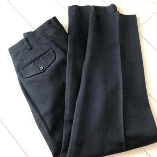 コムデギャルソン(COMME des GARCONS)のコムデギャルソン オムプリュス スラックス パンツ 黒 ブラック(スラックス)