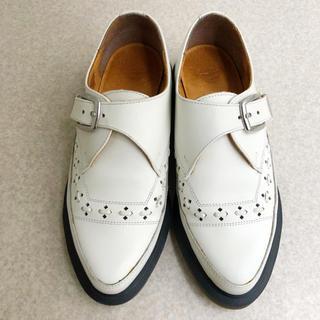 ドクターマーチン(Dr.Martens)の最後10時間特別価格12800円❤️ほぼ新品❤️ドクターマーチン UK4(ローファー/革靴)