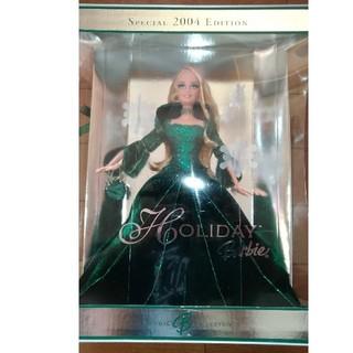 バービー(Barbie)の【未開封】バービー ホリデー 2004 エディション(ぬいぐるみ/人形)