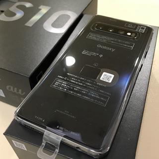 ANDROID - 【SIMフリー/未使用】Galaxy S10/一括購入