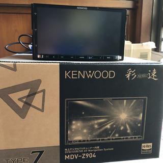 ケンウッド(KENWOOD)のKENWOOD MDV-Z904(カーナビ/カーテレビ)
