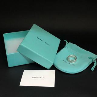ティファニー(Tiffany & Co.)のティファニー ナローリング 指輪   SV925 10号 (リング(指輪))