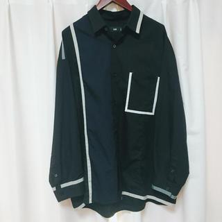 HARE BIGパイピングシャツ 春新作