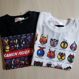バンダイ(BANDAI)の仮面ライダーTシャツ 110サイズ(Tシャツ/カットソー)