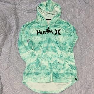 Hurley - hurley ラッシュガード パーカー 水着 ランニング