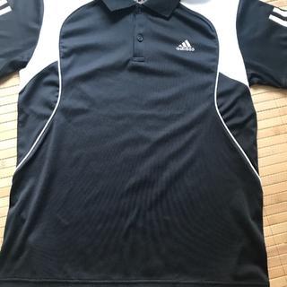 アディダス(adidas)のアディダス  adidas 襟付きシャツ(ウェア)