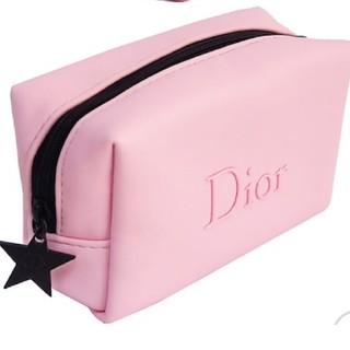 ディオール(Dior)のディオール ミニ ポーチ ピンク(その他)