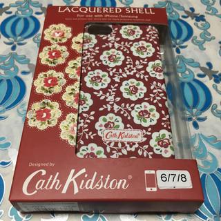キャスキッドソン(Cath Kidston)のキャスキッドソン CathKidson iPhone 6/ 7 / 8 ケース(iPhoneケース)