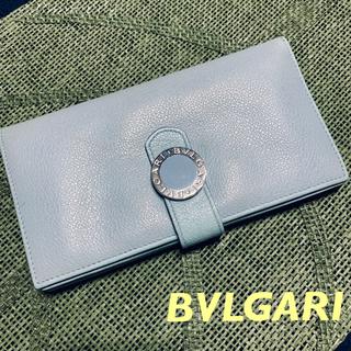 ブルガリ(BVLGARI)の【BVLGARI】ブルガリブルガリ 二つ折り長財布 コローレ/グレインレザー(財布)