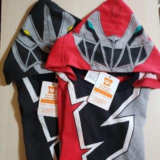 バンダイ(BANDAI)の騎士竜戦隊リュウソウジャー なりきり tシャツ110サイズ(Tシャツ/カットソー)