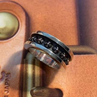 クロムハーツ(Chrome Hearts)のクロムハーツ ミニCHプラススペーサーリング(リング(指輪))