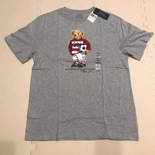 ポロラルフローレン(POLO RALPH LAUREN)のラルフローレン ポロベアー 半袖Tシャツ【XL】グレー(Tシャツ/カットソー(半袖/袖なし))