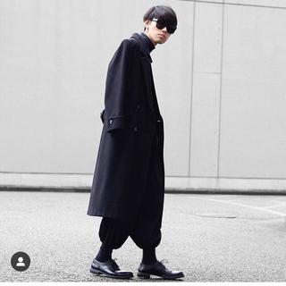 ヨウジヤマモト(Yohji Yamamoto)のyohji yamamoto バルーンパンツ(サルエルパンツ)