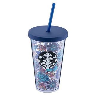 Starbucks Coffee - 台湾スタバ■VBフローラルタンブラー■16oz
