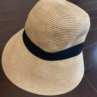しまむら - 麦わら帽子 UVカット