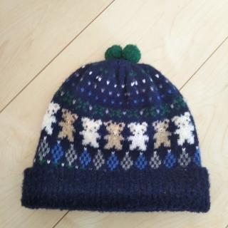 ファミリア(familiar)のファミリア ニット帽(帽子)