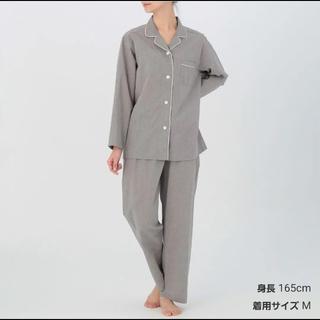 ムジルシリョウヒン(MUJI (無印良品))の無印良品 『脇に縫い目のないブロード パジャマ』(パジャマ)