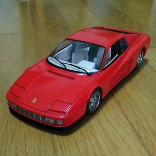 フェラーリ(Ferrari)のブラーゴ フェラーリ テスタロッサ1984 1/18 ミニカー 美品(ミニカー)