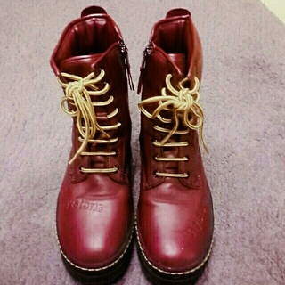 ヒステリックミニ(HYSTERIC MINI)のヒステリックミニ ブーツ XLサイズ(ブーツ)