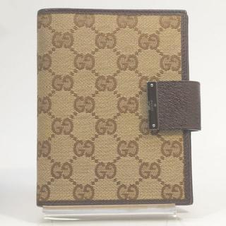 グッチ(Gucci)の未使用◆グッチ システム手帳 レフィル付 GG柄 アジェンダ GUCCI(手帳)