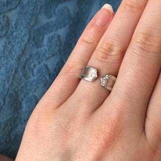 カルティエ(Cartier)のカルティエ リング ダイヤ c2(リング(指輪))