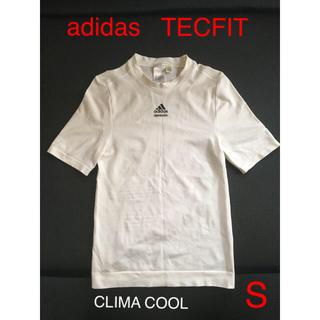 アディダス(adidas)のadidas アディダス TECHFIT  サイズS(Tシャツ/カットソー(半袖/袖なし))