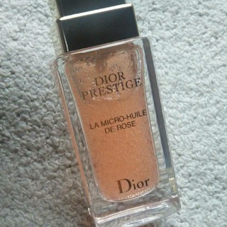ディオール(Dior)のDior プレステージユイルドローズ(美容液)