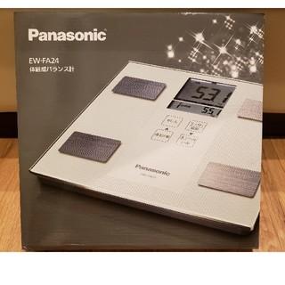 パナソニック(Panasonic)のまぁ様専用☆Panasonic 体組成バランス計 体重計(体重計/体脂肪計)