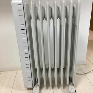 ムジルシリョウヒン(MUJI (無印良品))の無印良品オイルヒーター(オイルヒーター)