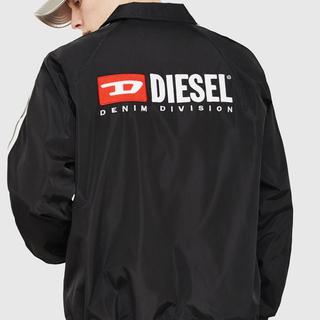 ディーゼル(DIESEL)のDIESELコーチジャケット ナイロンジャケット Lサイズ ほぼ新品未使用 (ナイロンジャケット)