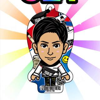 サンダイメジェイソウルブラザーズ(三代目 J Soul Brothers)の山下健二郎(男性タレント)