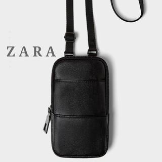 ザラ(ZARA)のZARA ザラ 携帯電話ケース 携帯ケース ミニショルダーバッグ ボディバッグ(モバイルケース/カバー)
