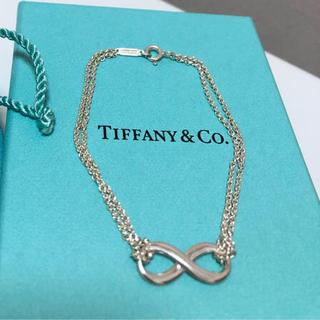 ティファニー(Tiffany & Co.)のティファニーインフィニティブレスレット(ブレスレット/バングル)