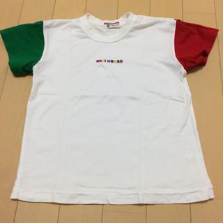 ミキハウス(mikihouse)のミキハウスTシャツ100(Tシャツ/カットソー)