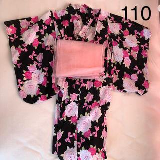 西松屋 - 浴衣110 女の子