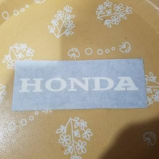 ホンダ(ホンダ)のシャリー、ダックス、モンキーなどに シート ホンダ ロゴ マスキングステッカー(パーツ)