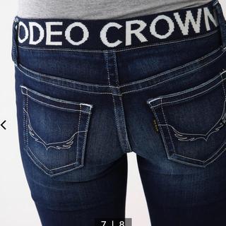 ロデオクラウンズワイドボウル(RODEO CROWNS WIDE BOWL)のロデオ COMFORT TYPE2スキニー/S(デニム/ジーンズ)