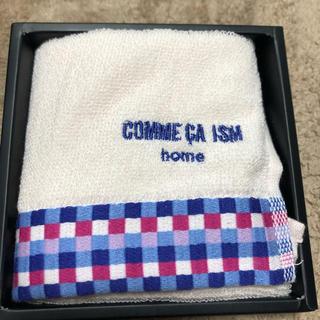 コムサイズム(COMME CA ISM)のcomme ça ism タオルハンカチ(ハンカチ)