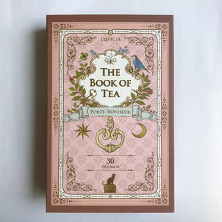 LUPICIA - 【LUPICIA】 THE BOOK OF TEA
