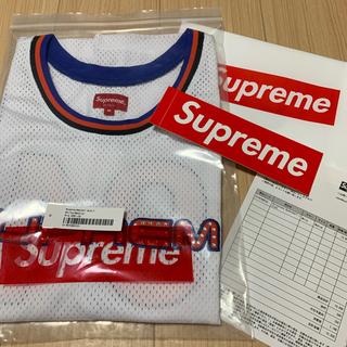 シュプリーム(Supreme)のsupreme 19ss week17 Basketball jersey(タンクトップ)